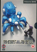 EBOND Ghost in the Shell: Stand Alone Complex  vol 4 DVD UK EDITION  D416004