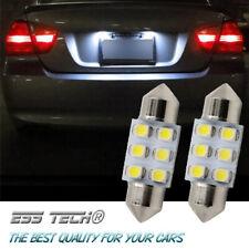 Ampoule navette LED Blanc 31MM Festoon C3W 29-30-31-32MM ESS TECH® lampe DE3175