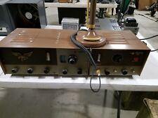 BROWNING S9 23 R 2700A VINTAGE TUBE CB RADIO