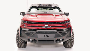 Fab Fours VC4000-1 (IN STOCK) ViCowl Roof Visor 19-20 Chevy Silverado 1500