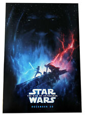 """D23 Expo 2019 - Star Wars """"The Rise Of Skywalker"""" Limited Exclusive Run Poster"""