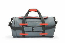 Ph.at Duffel Bag Range Charcoal Grey and Red, 30L Sports Gym Bag Large New