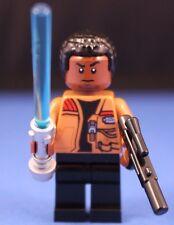 LEGO® STAR WARS™ 75139 FINN™ Force Awakens Minifigure + Lightsaber 100% LEGO
