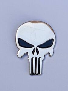 Punisher Quality Enamel Pin Badge