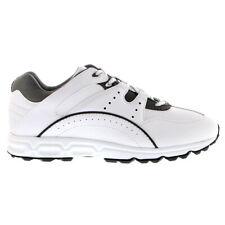 New Mens FootJoy FJ Closeout Specialty Golf Shoes 56734 White/Grey Sz 15 M