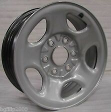 16 Inch 6 on 5.5 Steel Wheel Fits Silverado Tahoe Sierra Yukon WE8215T