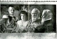 Vier Generationen Wittelsbacher XXL Kunstdruck 1911 Haus Wittelsbach Prinzregent