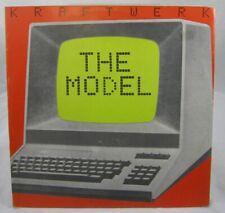 """Kraftwerk 12"""" single THE MODEL (1978) press A-1 B-1"""