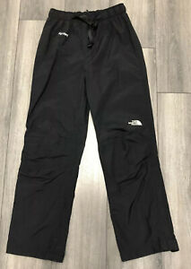 The North Face HyVent Women's Ski/Snow Pants Size M Black Insulated