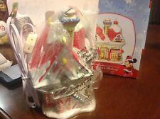 Disney & Dept 56 Mickey's Merry Christmas Village - Minnie's Bakery Rare