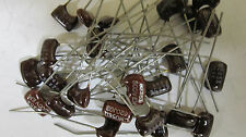 Lot of 25pcs 62pf 500V DM-15 Radial Dipped Silver Mica Capacitors