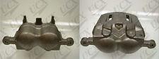 Undercar Express 10-3308S Frt Left Rebuilt Brake Caliper With Hardware