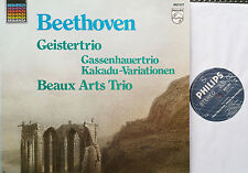 BEETHOVEN Trios Nr.4,5,11 Variationen Beaux Arts Trio LP PHILIPS 6527077 NM