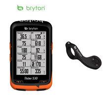 BRYTON Rider 530E GPS con supporto frontale F Mount BR530E