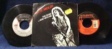 """bette midler ➖ 7"""" 45 vinyl (lot of 3 records)"""