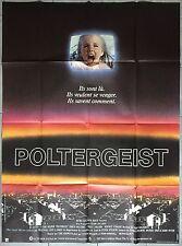 Affiche POLTERGEIST Tobe Hooper JOBETH WILLIAMS Heather O'Rourke 120x160cm *
