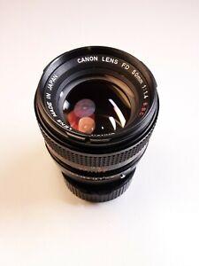 Canon FD 50 mm f1.4 SSC Vintage Objektiv für Canon FD Mount