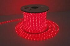 VARYTEC LED Cut Light Lichtschlauch 45m Rot Red IP44 Outdoor
