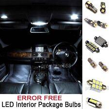 INTERIOR LED Light Bulbs KIT ROOF 12V -WHITE For VW  POLO MK3 III 94-01 3 DOORS