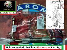 TUBO OLIO TURBINA ALFA 147 156 GT FIAT MULTIPLA BRAVO MAREA OIL FEED PIPE HOSE