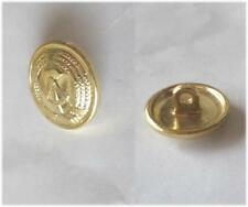 Botón general stasi NVA policía uniforme RDA emblema/emblema East German Button