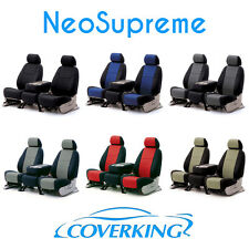 CoverKing NeoSupreme Custom Seat Covers for Nissan Titan