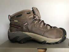 Keen Detroit Mid Soft Toe Work Boot 1007009 Mens Size 9EE WIDE
