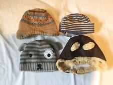 Joe Fresh Baby Hats 0-24 Months Bundle of 4 Hats