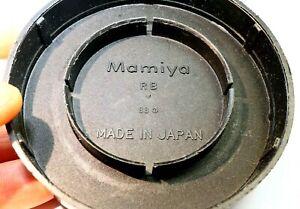Rear Lens Cap Mamiya RB 67 6X7 medium format 180mm 250mm 127mm Sekor C