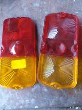 2x Rücklicht Glas UAZ 469 UAS 469 Ersatzglas Rückleuchte Leuchte Rücklichtglas