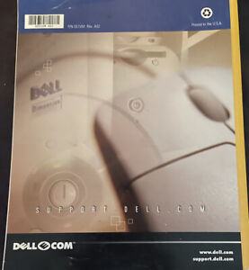 Dell Dimension 4100 System Solutions Guide MMS Softcover 2000