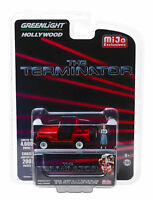 Greenlight 1:64 The Terminator 1983 Jeep CJ-7 Renegade with Sarah Figure 51211