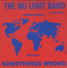 The No Limit Nastro & Friends-somethings wrong ° CD di 1995 ° Limited Edition