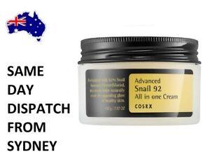 COSRX Advanced Snail 92 All in One Cream 100ml - Anti-Aging Moisturiser