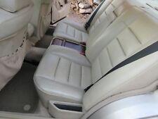 Lederausstattung creme beige Mercedes-Benz W124 Limousine Sportline Einzelsitze