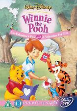 DVD:WINNIE THE POOH - UN-VALENTINES DAY - NEW Region 2 UK