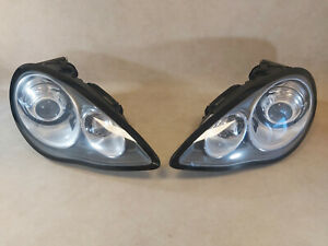Porsche Panamera 970 Genuine Xenon Dynamic Headlights SET LH & RH 10-13 Year