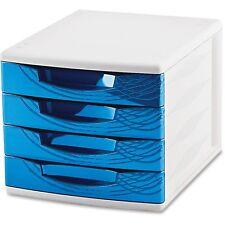 "CEP 4-Drawer Module 11-4/5""x14-1/2""x10-2/5"" Blue 1064000351"