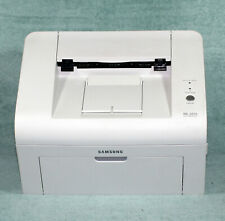 Samsung ML-2010 Laser Printer Near Mint Cond Low 975 Pages New Toner Tested OK