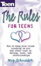 The Rules: How To Keep Your Crush Crushing On You And Other Tips... Teen Magazi