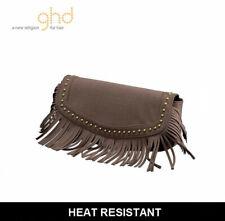 Genuine GHD hair straightener storage or travel boho bag heat resistant