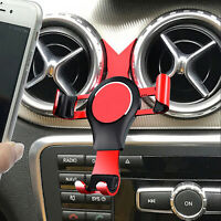 support téléphone portable Auto Air Vent pour Mercedes Benz GLA CLA A/B classe