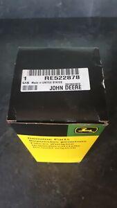 JOHN DEERE  fuel filter RE522878 new