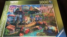 Ravensburger Abandoned Amusement park 1000 piece puzzle