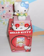 Hello Kitty Precious Moments Hand Painted Porcelain Birthday Series Train Age 4
