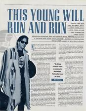 Neil Young VOX Interview Cutting