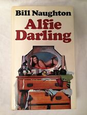 Bill Naughton - Alfie Darling - 1st/1st 1970 in Dustwrapper - Nice Copy