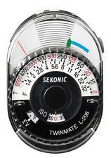 Sekonic L-208 Twinmate Analog Light Meter