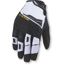 Dakine Cross-X Mountain Bike MTB Cycle Cycling Gloves Mens Black White Rasta L