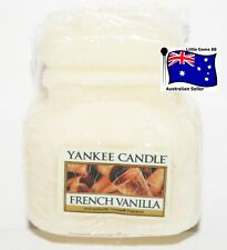 YANKEE CANDLE French Vanilla Easy to Clean Tart Melt Postage ADDITIONAL